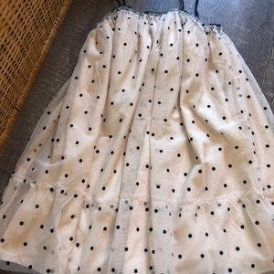 Gap Kids Polka Dot Tulle Dress